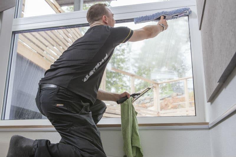 ikkunoidenpesu espoo