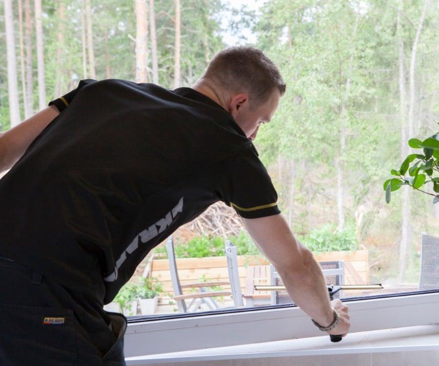 Ikkunoiden Pesu Espoossa